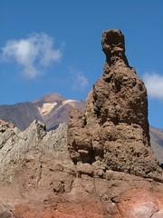 En las cañadas del Teide