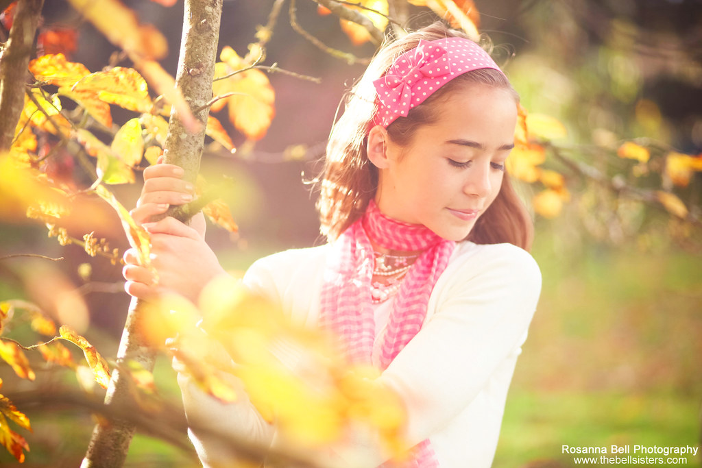 Autumn Girl - Day 290/365