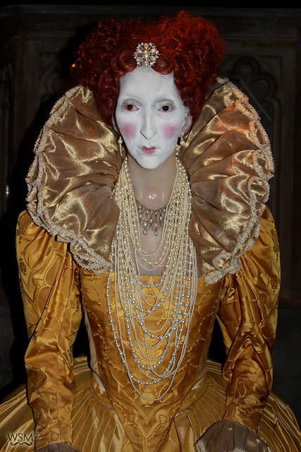 Queen Elizabeth - Dublin Wax Museum, IE