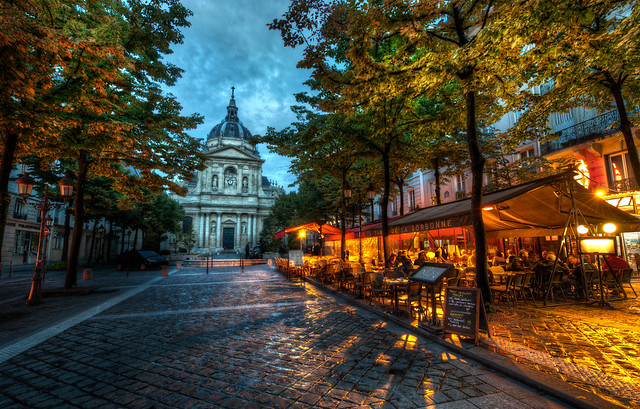 The Sorbonne por Trey Ratcliff