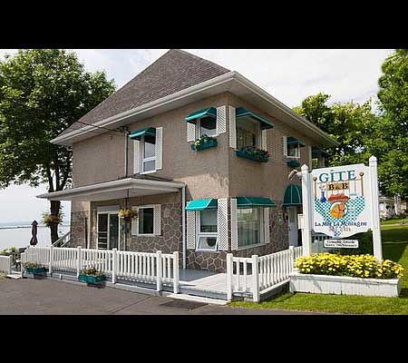 Gîte La Mer, La Montagne (Carleton, Québec, Canada)