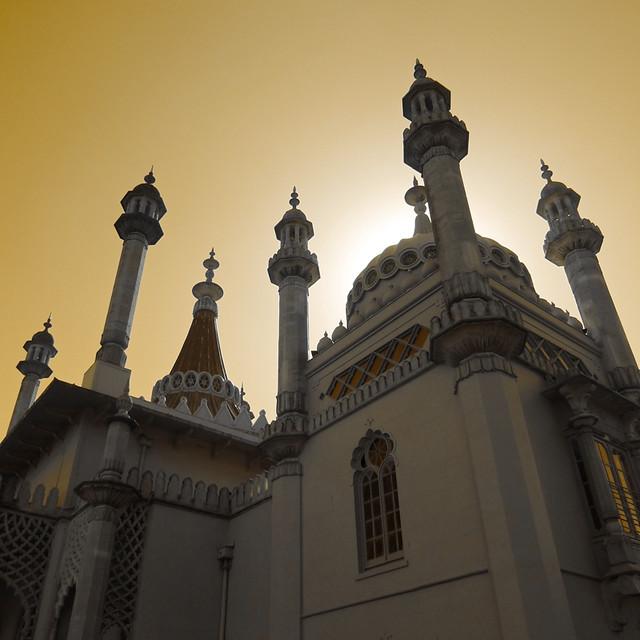 Ascending spires & minarets