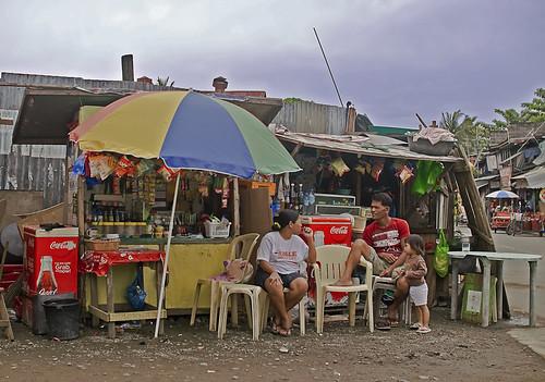 Family in Davao