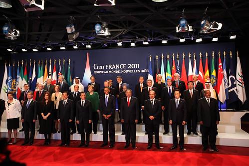 Foto oficial de la Cumbre de Líderes del G-20