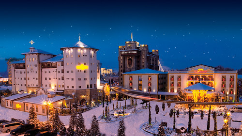 Hotel Resort Winter Europa-Park