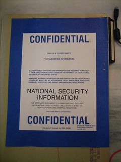 """Confidential"" coversheet"