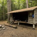 Jeffers Brook Shelter