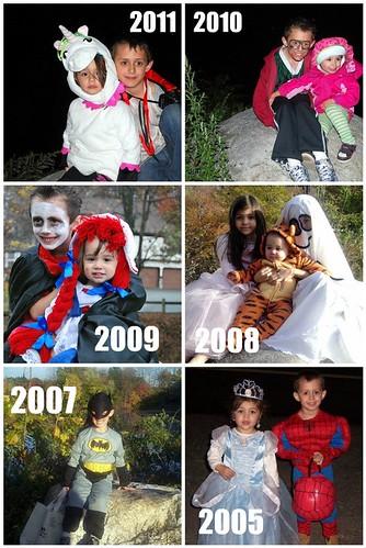 Halloween Round-Up