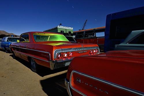 impalas. 2011.