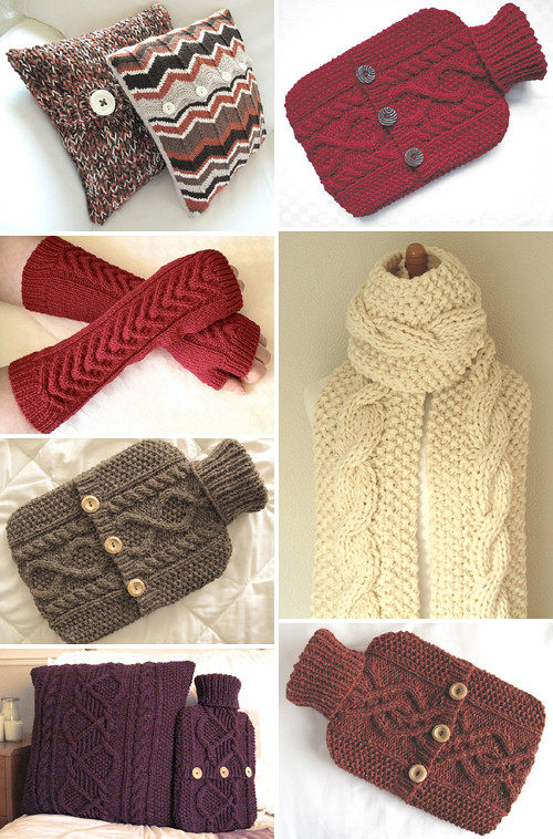 Handknit quality by A Crooked Sixpence | Emma Lamb