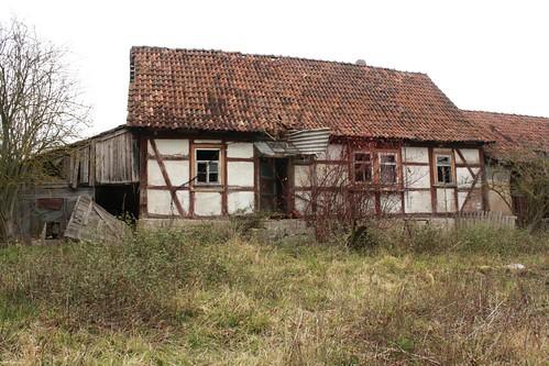 Altes Fährhaus in Mihla