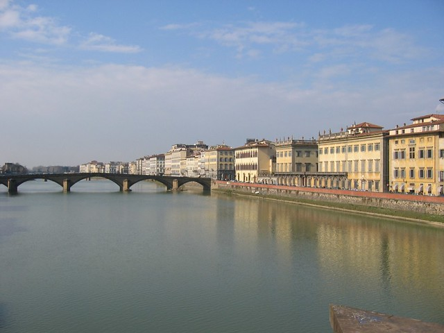 48 hours in florence arno river