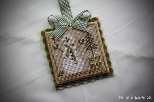 SD LHN Snowman