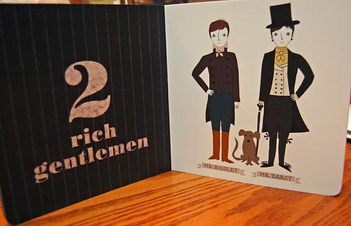 Little Miss Austen 2 Rich Gentlemen