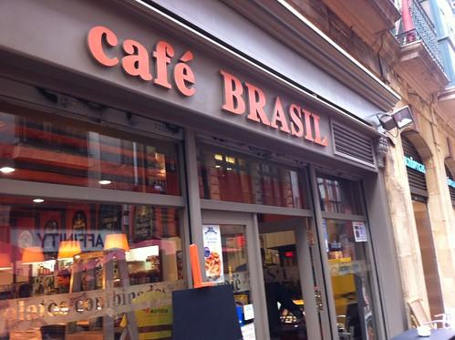 Cafe brasil casco viejo bilbao comer en bilbao for Oficina de correos bilbao