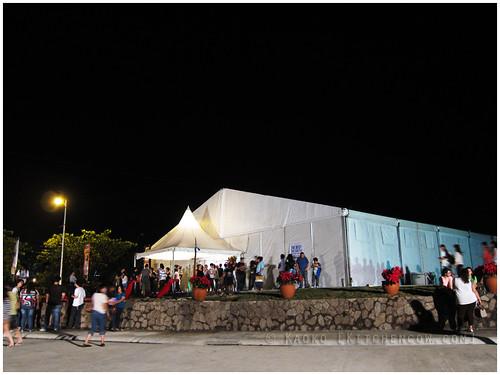 Soderno @ Molito - Tents Rise