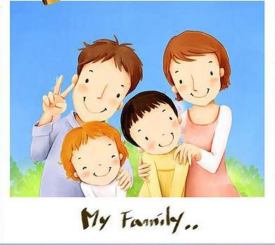 , Lovely_illustration_of_Happy_family_photo_wallcoo.com_, Family Blog 2020, Family Blog 2020