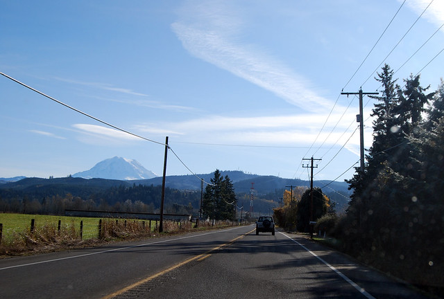 SR 162 east of Orting