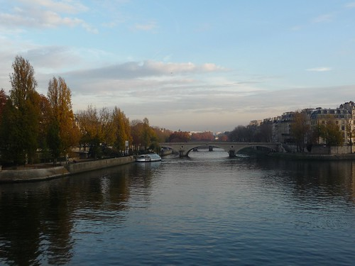 Paris in November by chez loulou