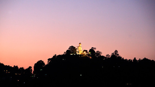 Sunset, Kandy by photographer Hans Wessberg