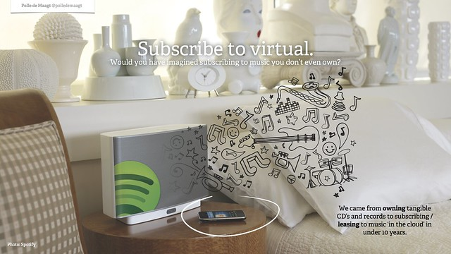 Subscribe to virtual