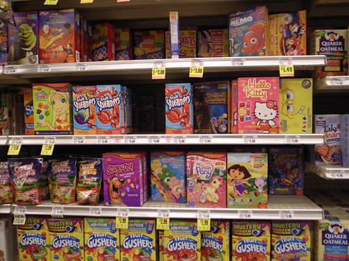 Picture of Snack Food Aisle