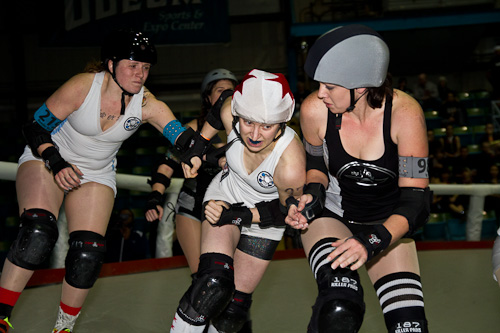 Windy City vs. LA Derby Dolls