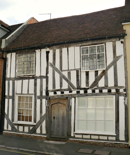 Tudor Style Building,Coggeshall, Essex