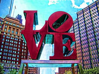 Topaz Philly LOVE