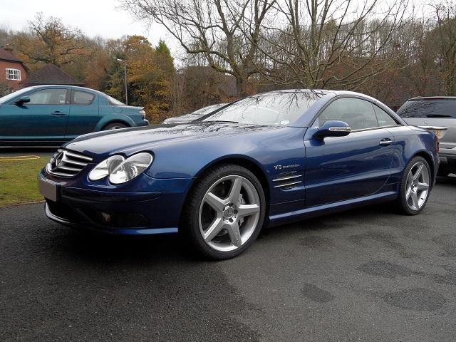SL55 - decisions decisions    help! - Page 1 - Mercedes - PistonHeads