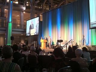 Wofford Global Citizen Award presented to Atiku Abubakar