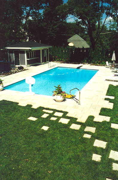 pool decks | projects | hedberg landscape and masonry supplies