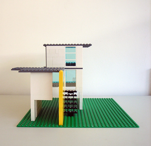Our Lego House – back