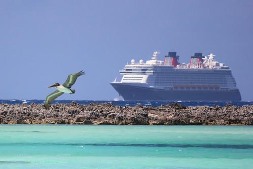 Disney Dream from Castaway Cay