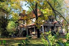 Yoder-Walker House, New Castle, Virginia
