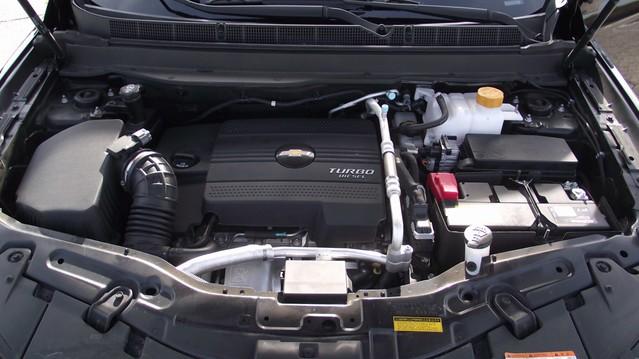 Prueba Chevrolet Captiva Ltz 22 Vcdi 184 Cv Awd Aut Revista Del
