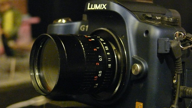 Fujinon-TV 25mm f1.4
