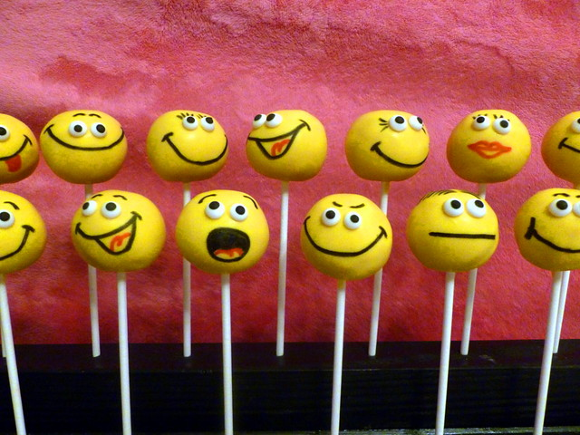 Different Cake Pops