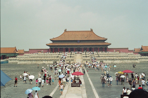 Beijing, Forbidden City, Hall of Supreme Harmony | by Arian Zwegers