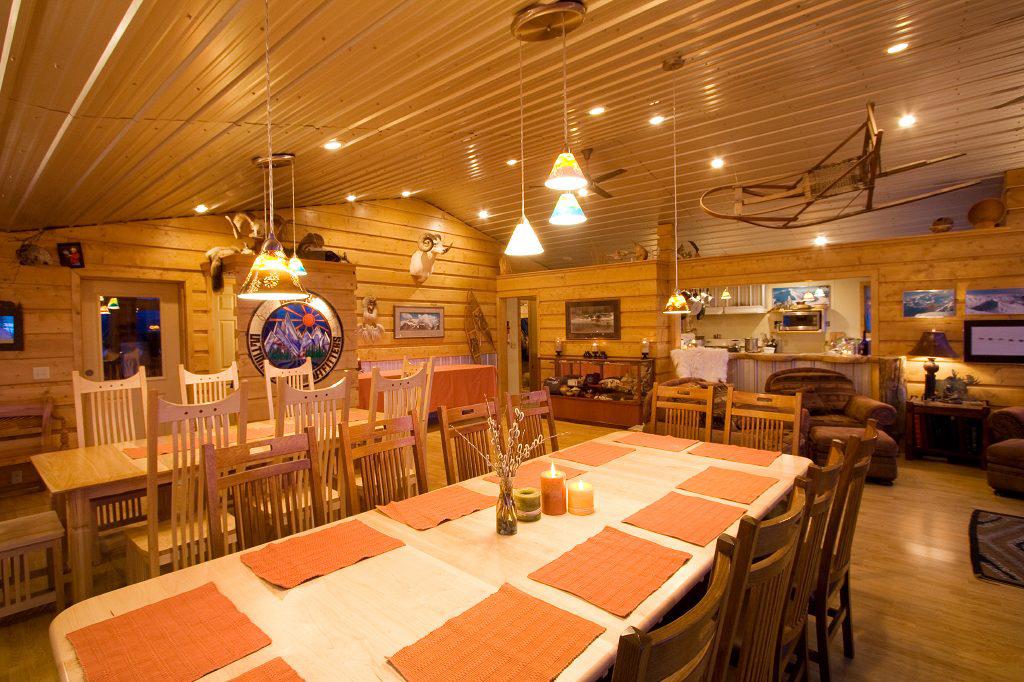 Ultima Thule Main Lodge