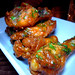 Spicy Buffalo Wings at Township