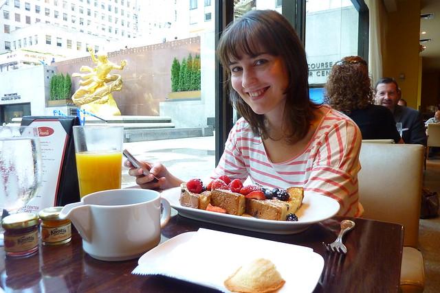 0960 - Breakfast @ Rock Center Cafe