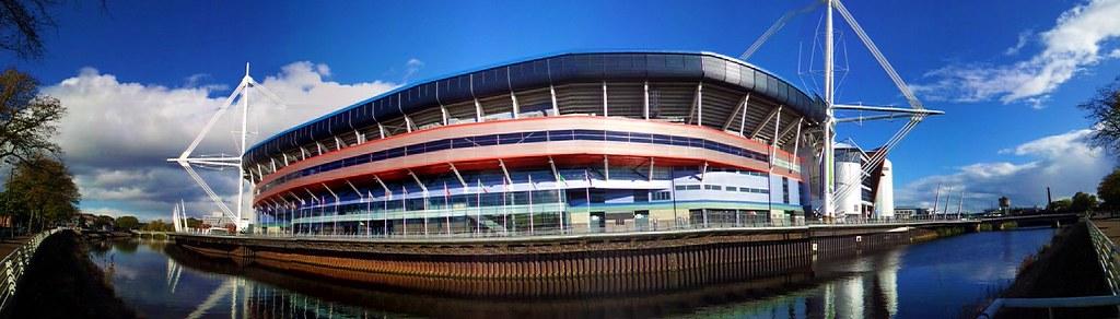 Millennium Stadium - Cardiff