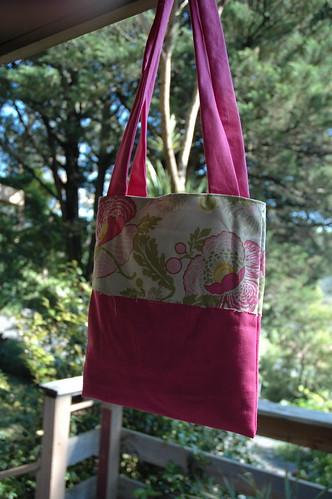 Pink Retro Bag