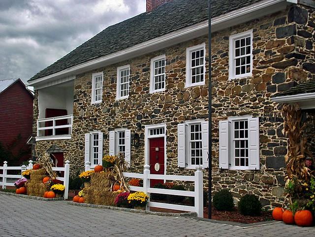 Dobbin house gettysburg pa flickr photo sharing for Dobbins homes
