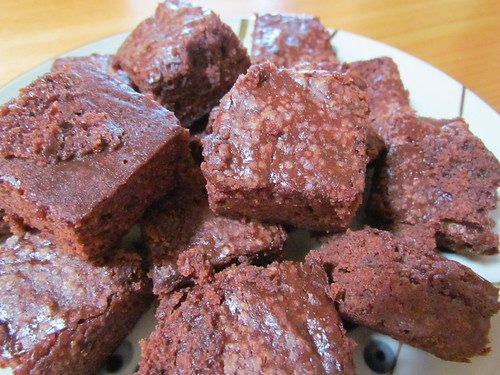 Deluxe Cocoa Brownies
