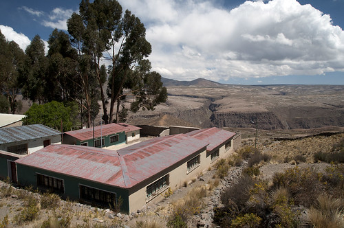 de bolivia provincia città potosi