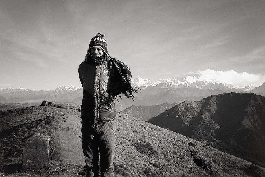 Himalaya #2 - Phalut / Kangchenjunga (8586m)