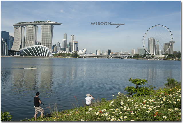 Morning @ Singapore Marina Bay_2906