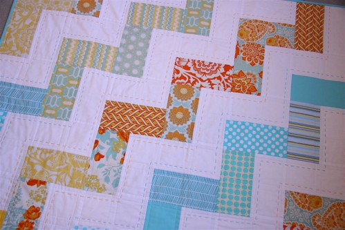 heilroom quilt completed